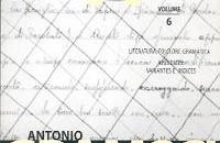 Cadernos do Cárcere – vol. 6, Antonio Gramsci