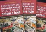 Experiências em Comunicação Popular no Rio de Janeiro Ontem e Hoje: uma história de resistência nas favelas cariocas, Claudia Santiago Giannotti