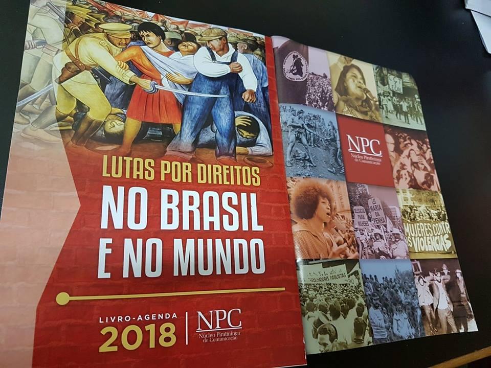 Agenda NPC 2018 – Lutas por Direitos no Brasil e no Mundo